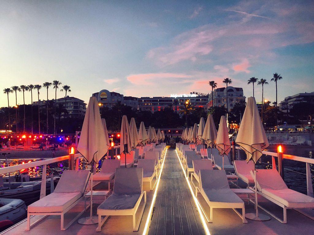 La folie douce x Majestic Barrière Cannes!