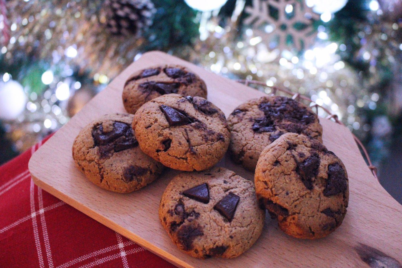 Des cookies healthy et gourmands pour Noël!