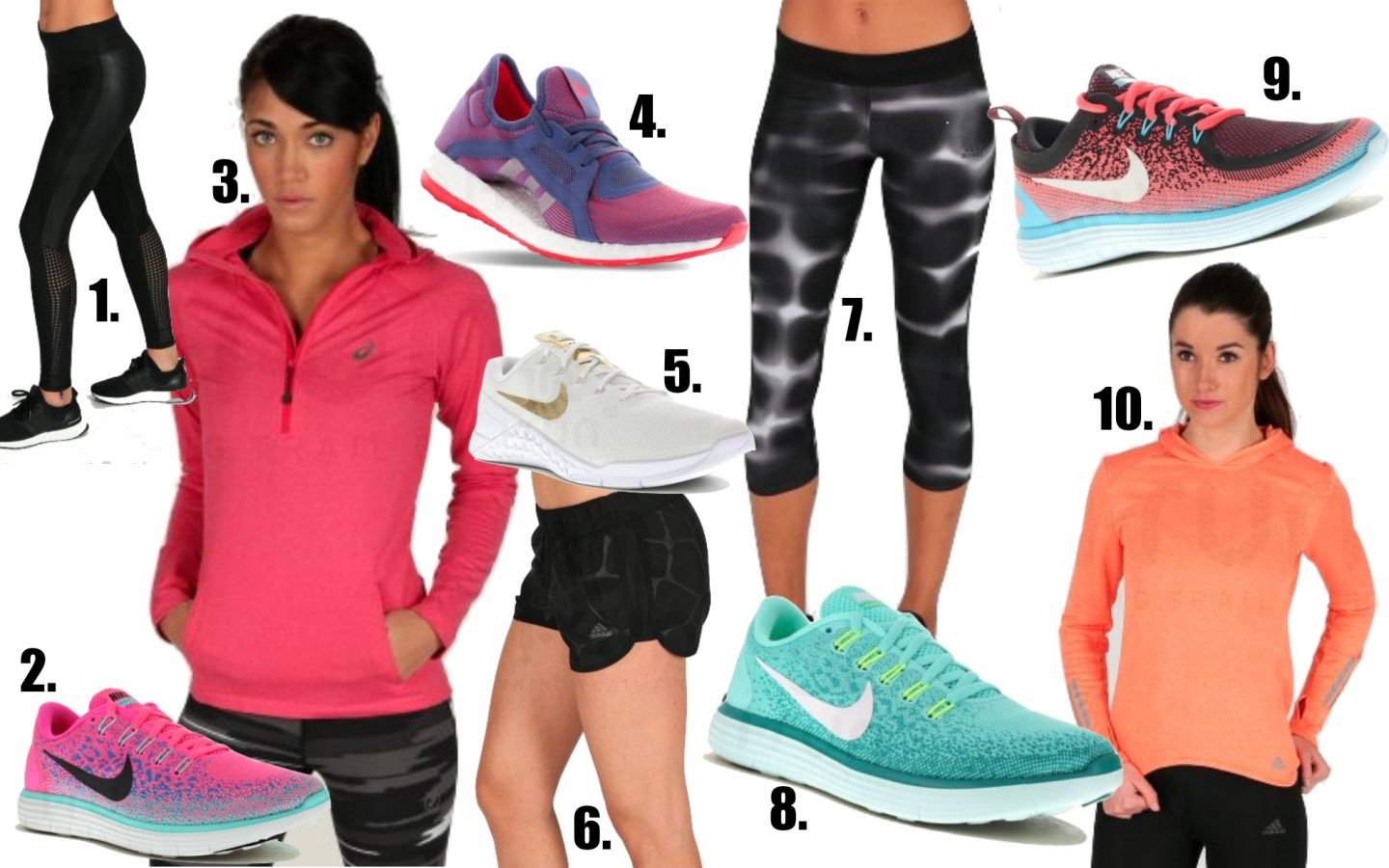 SÉLECTIONS SOLDES SPORT I-RUN !