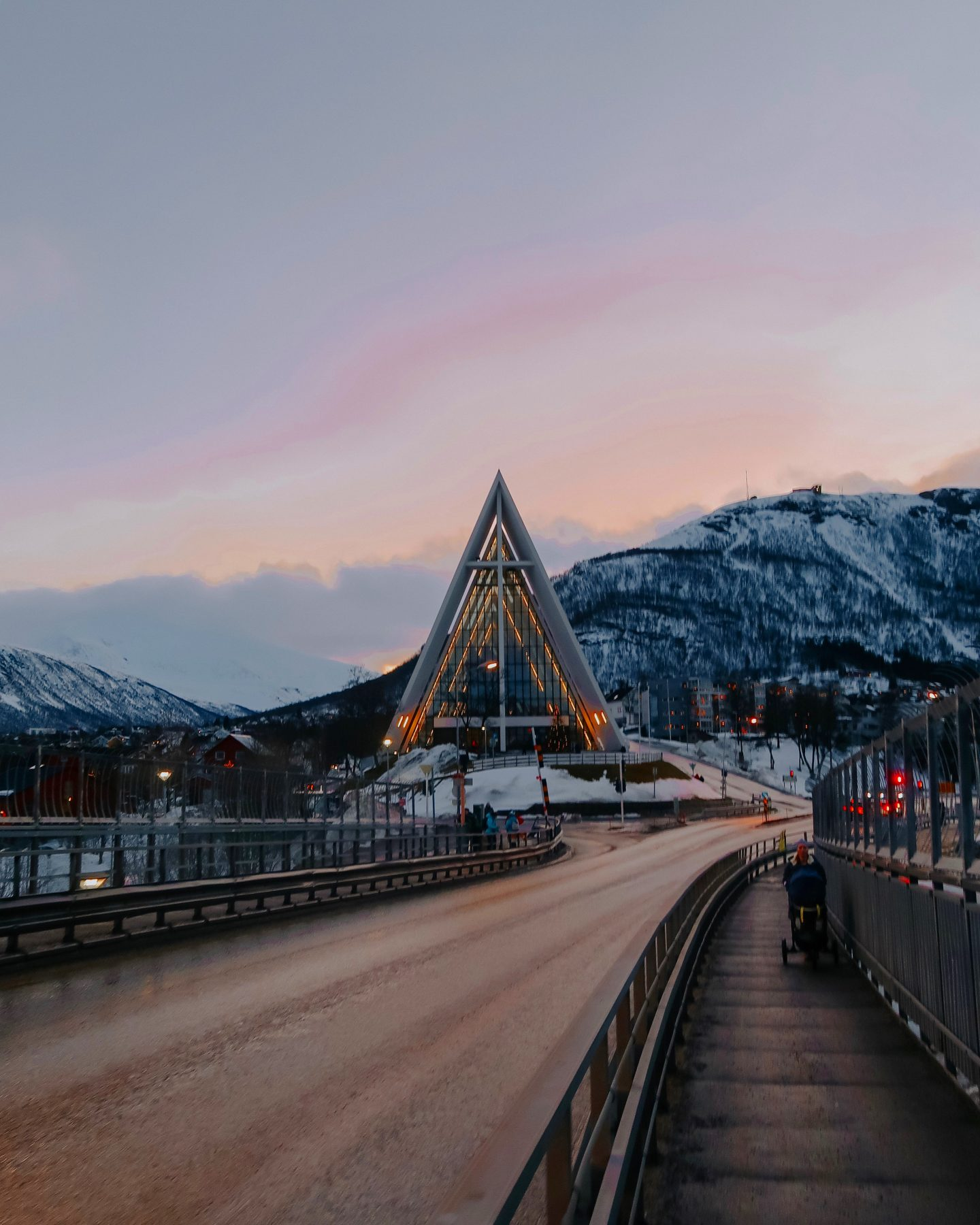 NORVÈGE – 4 jours à Tromsø !